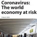 Download tài liệu Coronavirus: The world economy at risk