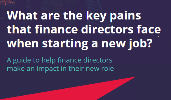 Download tài liệu Key pains for finance director when starting new job