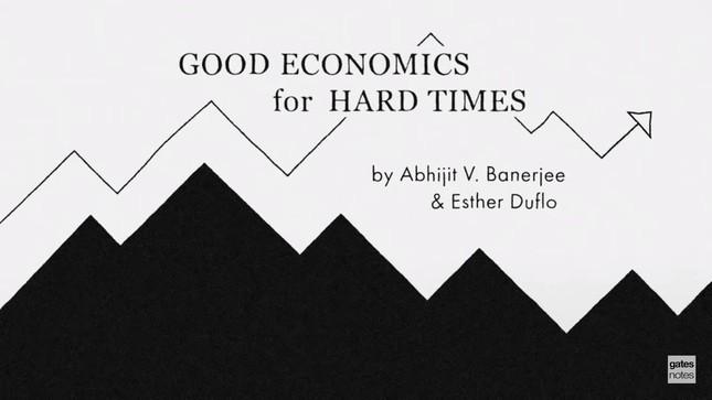 Good Economics For Hard Times Book Bznr