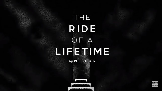 The Ride Of A Lifetime Book Oefp