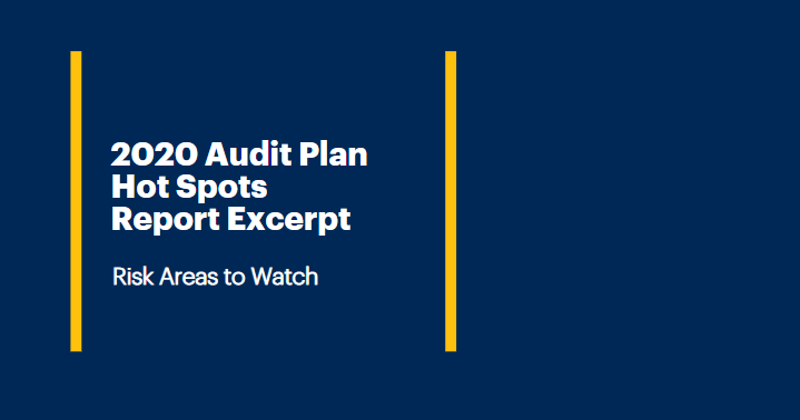 Download tài liệu 2020 Audit Plan Hot Spots Report Excerpt