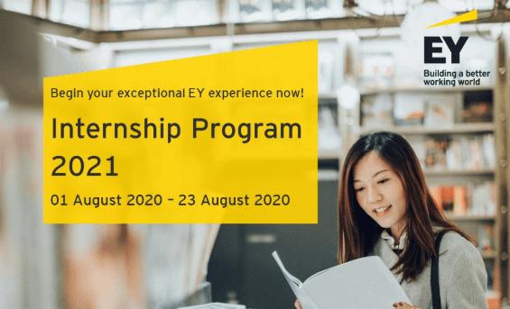[EY Vietnam] Internship Program 2021