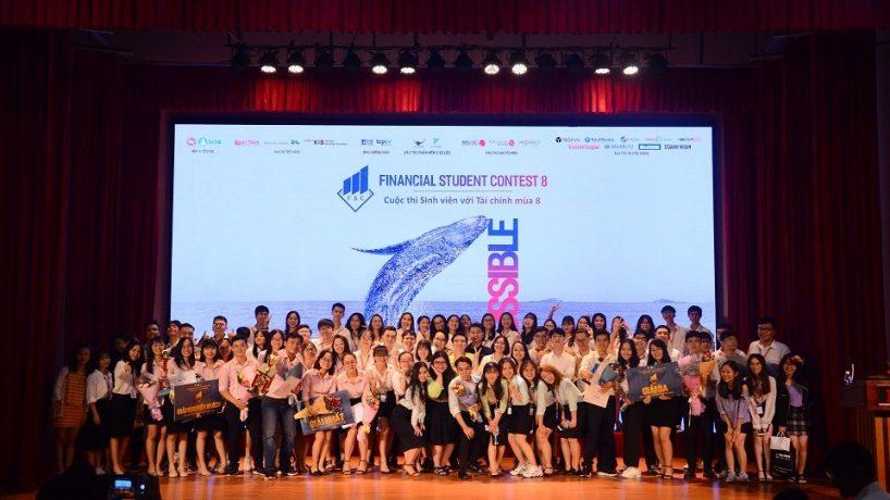 [Recap] Chung kết Cuộc thi Sinh viên với Tài chính (FSC8) – Câu lạc bộ Tài Chính – Chứng Khoán SeSC