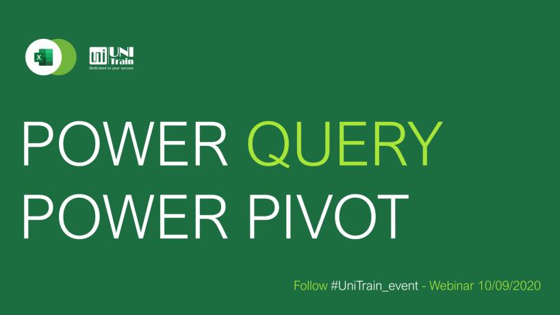 Power Query và Power Pivot: Công cụ hỗ trợ kinh doanh thông minh trong Excel