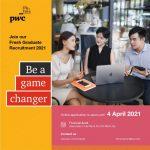 [PwC Vietnam] PwC Vietnam's Fresh Graduate Recruitment 2021