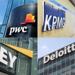 Trình theo dõi dữ liệu của bốn công ty tư vấn Big4