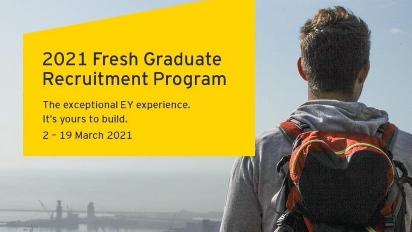 [EY Vietnam] 2021 Fresh Graduate Recruitment Program