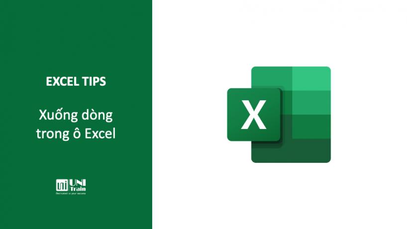 [Excel Tips] Cách thêm hàng trong ô Excel nhanh chóng