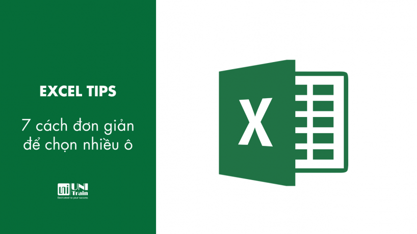 7 cách đơn giản để chọn nhiều ô trong Excel
