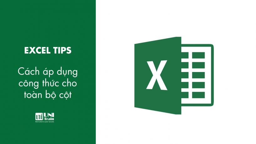 Cách áp dụng công thức cho toàn bộ cột trong Excel (5 cách dễ dàng)