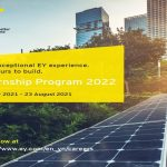 [EY Vietnam] EY Vietnam has launched Internship Recruitment Program 2022!