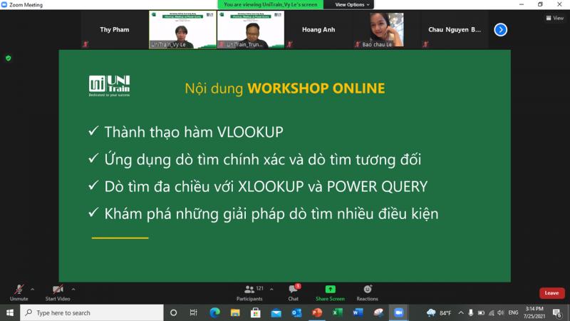 Workshop Excel ứng Dụng Recap2