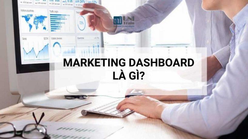 Marketing Dashboard là gì?