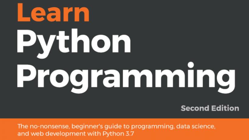 [Download tài liệu] Learn Python Programming – Học lập trình Python