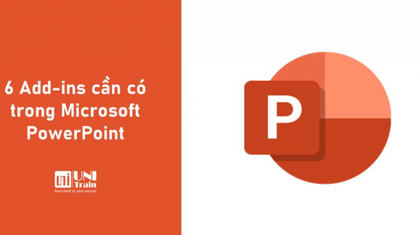 6 Add-ins cần có trong Microsoft PowerPoint