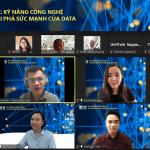 [Recap] E-talk: Kỹ năng công nghệ và khai phá sức mạnh của Data