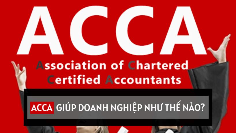 ACCA giúp doanh nghiệp như thế nào?