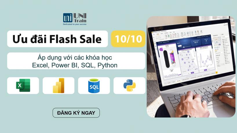 Ưu đãi Flash Sale 10/10